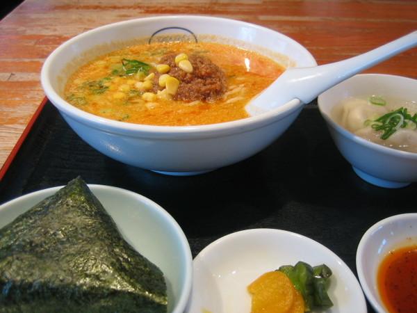 喜楽坦々麺セット.JPG